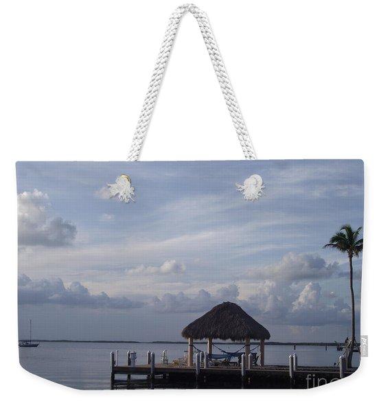 Key Largo Retreat Weekender Tote Bag