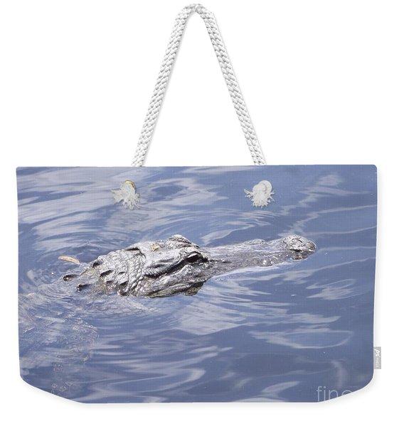 King Of The Everglades Weekender Tote Bag