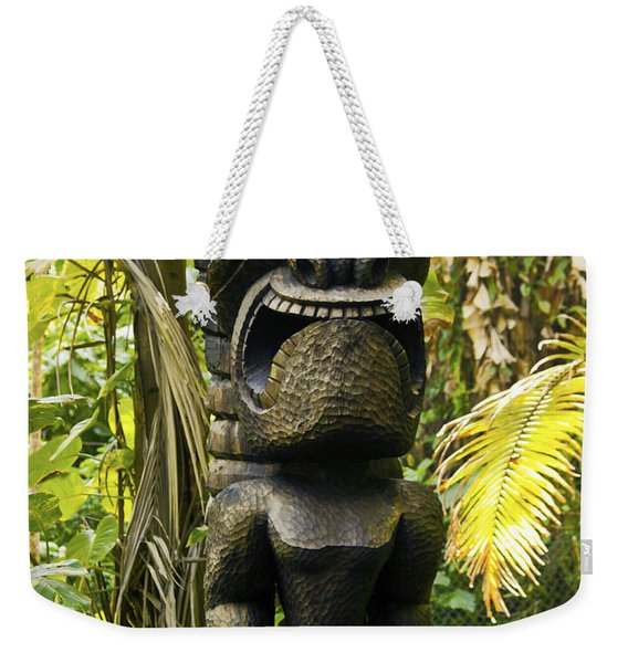 Ku - God Of War Weekender Tote Bag