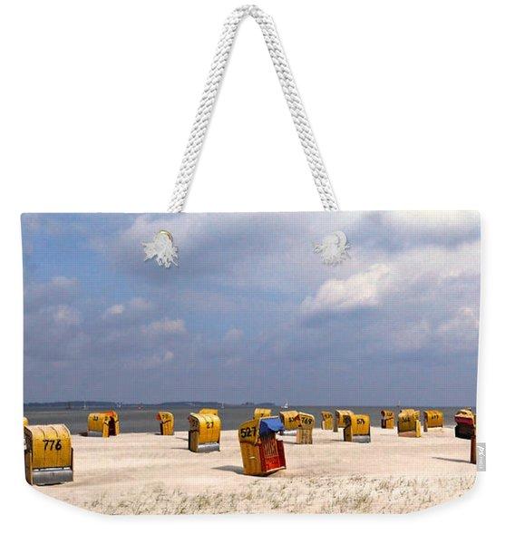 Laboe Beach ... Weekender Tote Bag