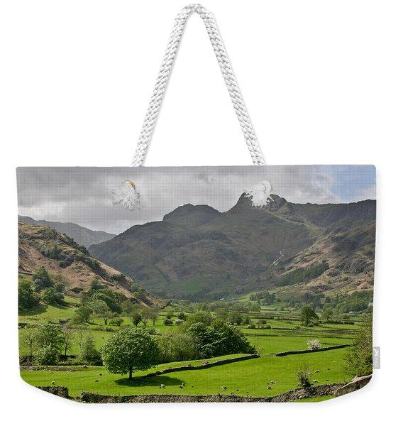 Lake District England Weekender Tote Bag