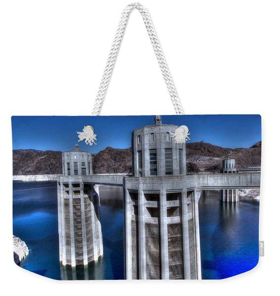 Lake Mead Hoover Dam Weekender Tote Bag