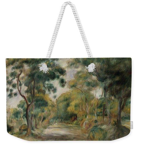Landscape At Noon Weekender Tote Bag