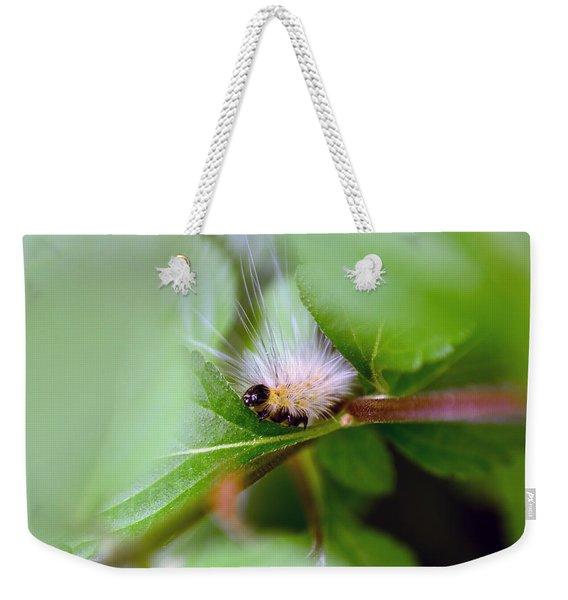 Leaf For One Weekender Tote Bag