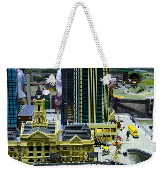 Legoland Dallas I Weekender Tote Bag