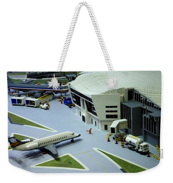 Legoland Dallas IIi Weekender Tote Bag
