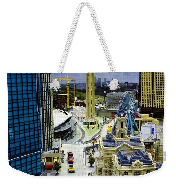 Legoland Dallas Iv Weekender Tote Bag