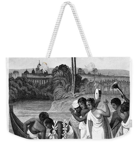 Leper, 1837 Weekender Tote Bag