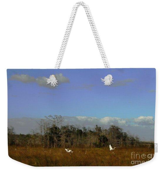 Lifes Field Of Dreams Weekender Tote Bag