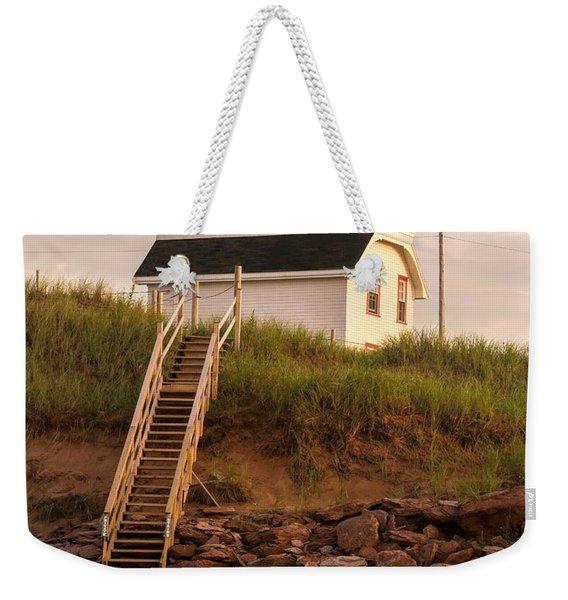 Lighhouse Cousins Shore Pei Weekender Tote Bag