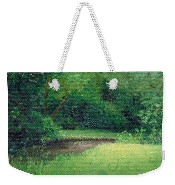Light In August Weekender Tote Bag