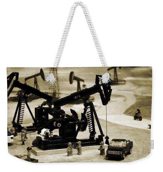 Little Pumpjacks Weekender Tote Bag