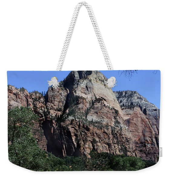 Little Virgin River - Zion National Park Weekender Tote Bag