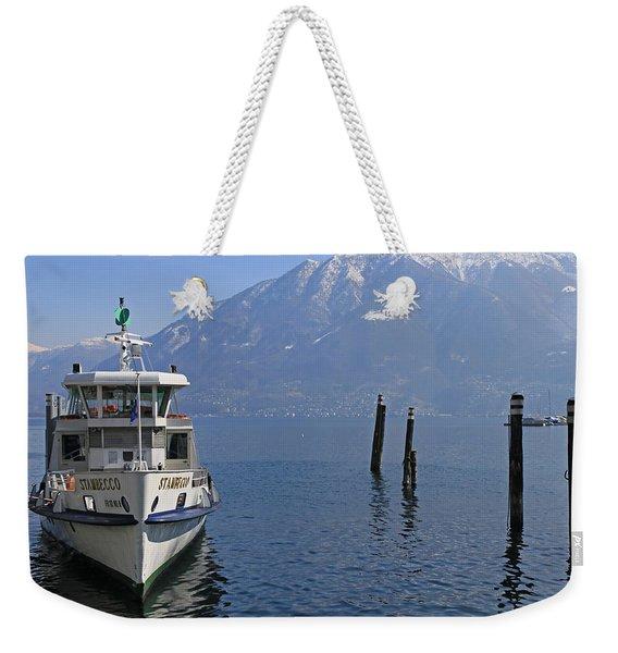 Locarno Weekender Tote Bag