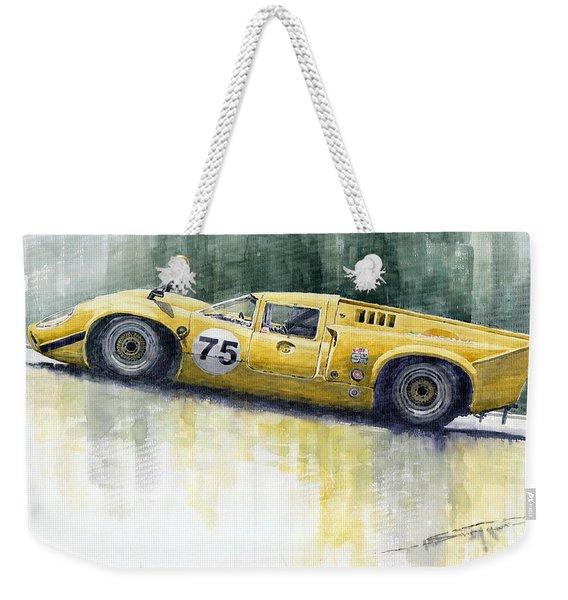 Lola T70 Weekender Tote Bag