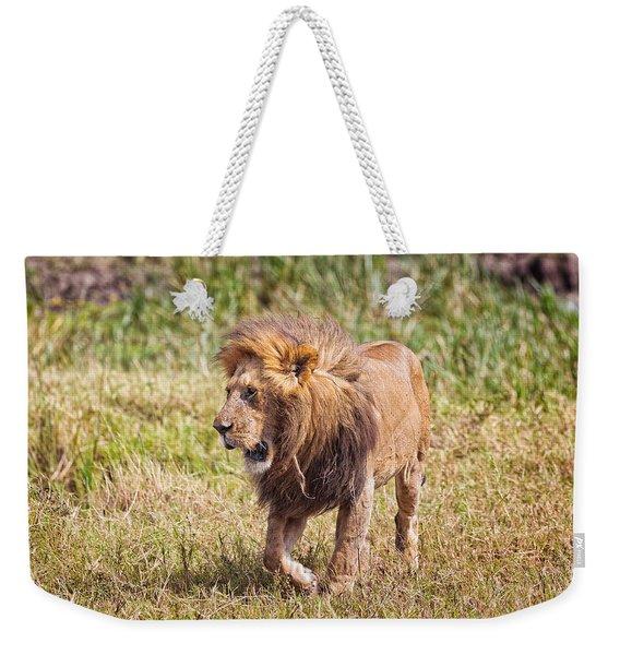 Looking For A Partner Weekender Tote Bag