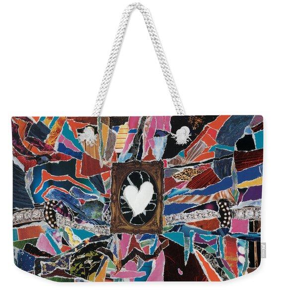 Love Always Pure Weekender Tote Bag