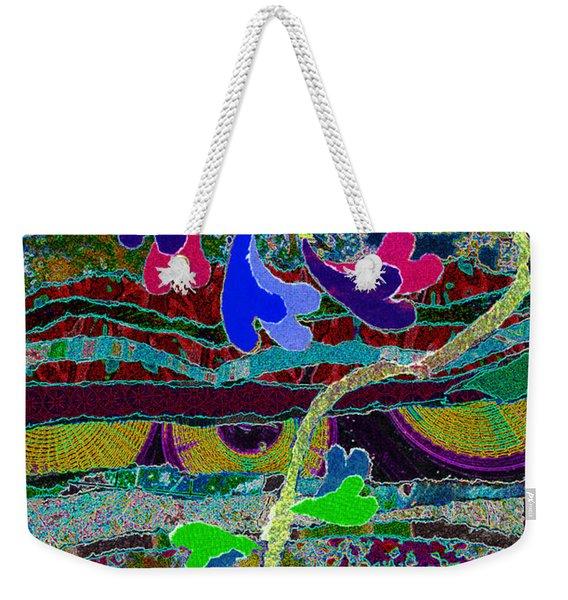 Loves Roots Weekender Tote Bag