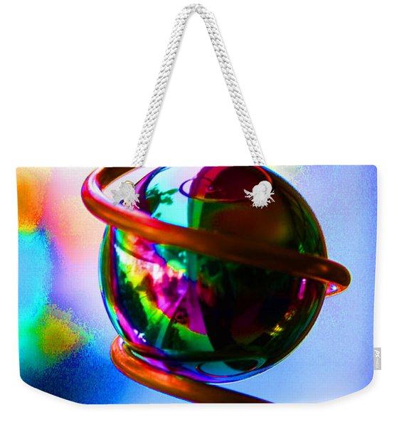 Magical Sphere Weekender Tote Bag