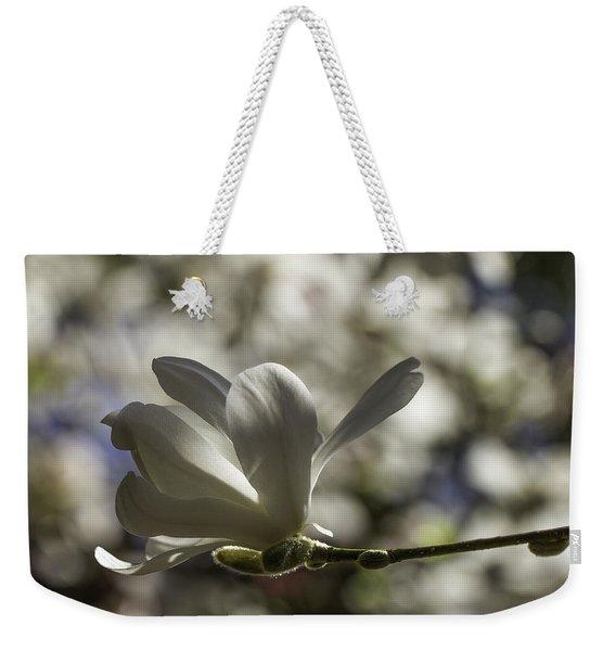 Magnolia X Loebneri  Merrill. Weekender Tote Bag
