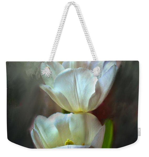 Majestic Tulips Weekender Tote Bag