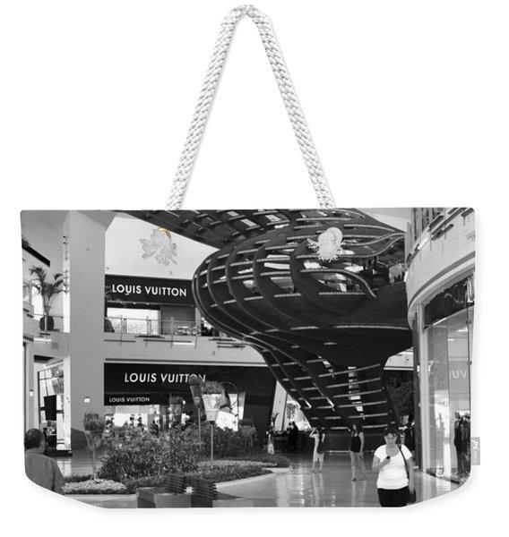 Mall Life Iv Weekender Tote Bag
