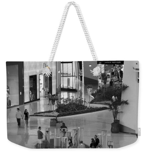 Mall Life Weekender Tote Bag