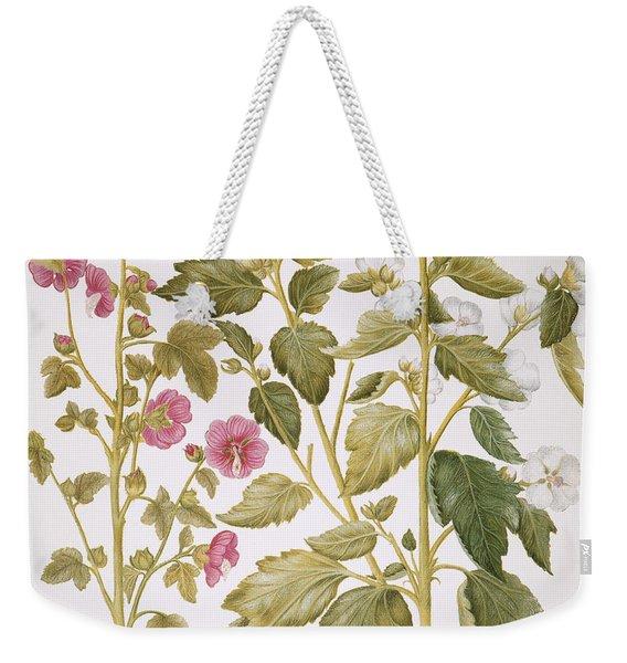 Mallow, 1613 Weekender Tote Bag