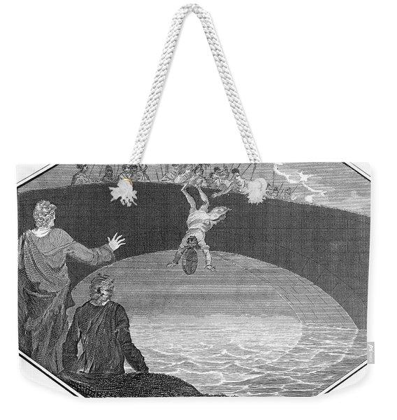 Martyrdom Of Calepodius Weekender Tote Bag