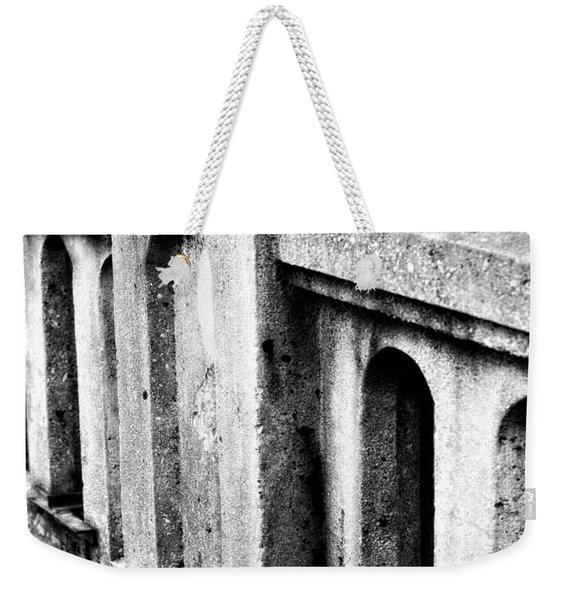 Mary Street Bridge Bristol Virginia Weekender Tote Bag