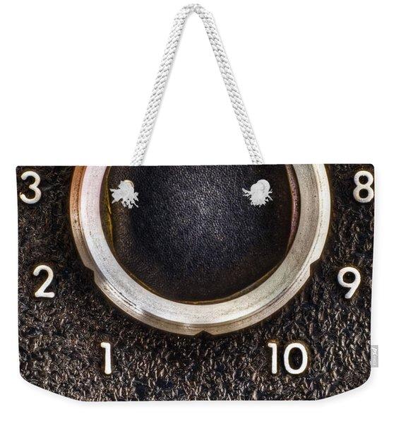 Master Volume Weekender Tote Bag