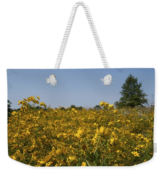 Meadow At Terapin Park Weekender Tote Bag