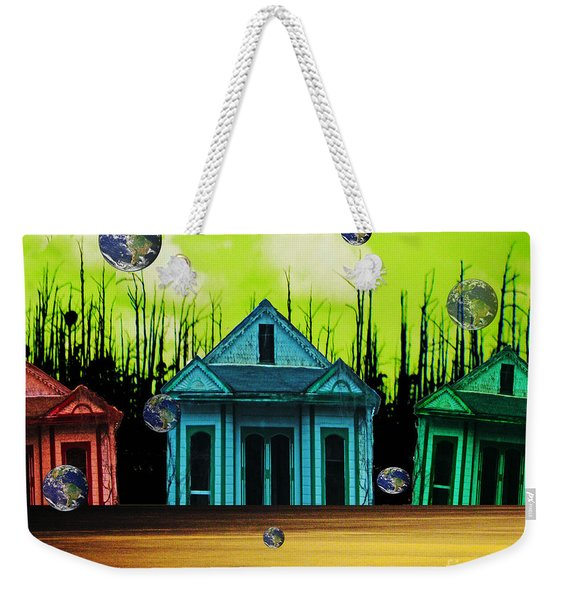 Means Of Escape Weekender Tote Bag