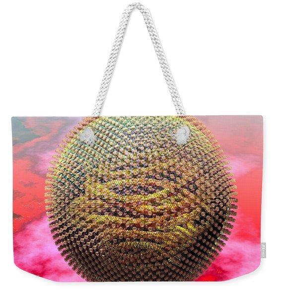 Measles Virus Weekender Tote Bag
