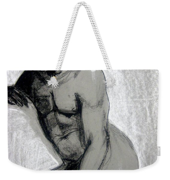 Meditations Weekender Tote Bag