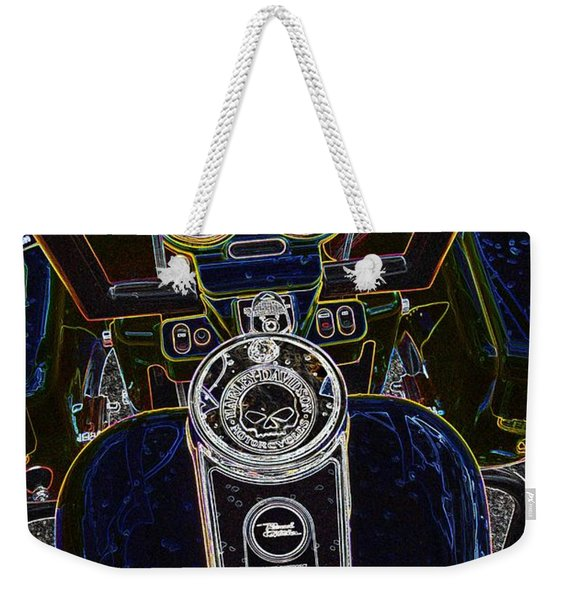 Mega Tron Weekender Tote Bag