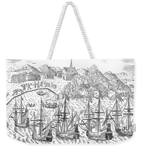 Mexico: Acapulco, 1620 Weekender Tote Bag