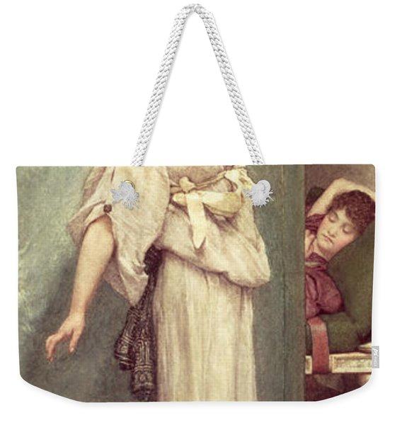 Midday Slumbers  Weekender Tote Bag