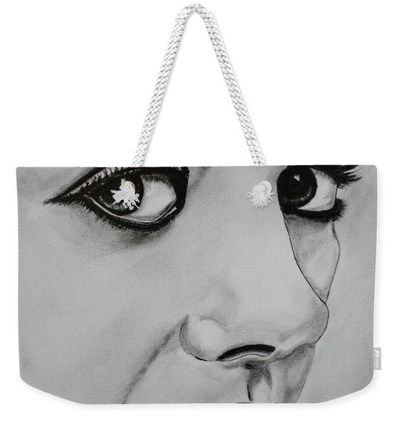 Mila Weekender Tote Bag