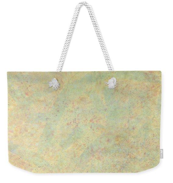 Minimal Number 4 Weekender Tote Bag