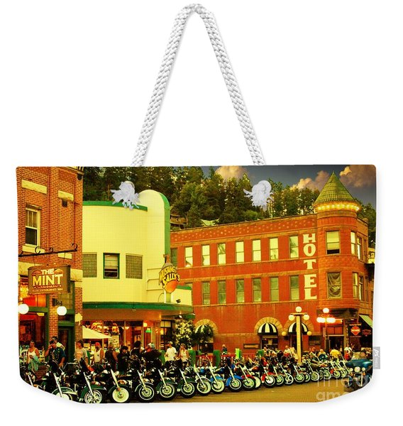 Mint Condition Weekender Tote Bag