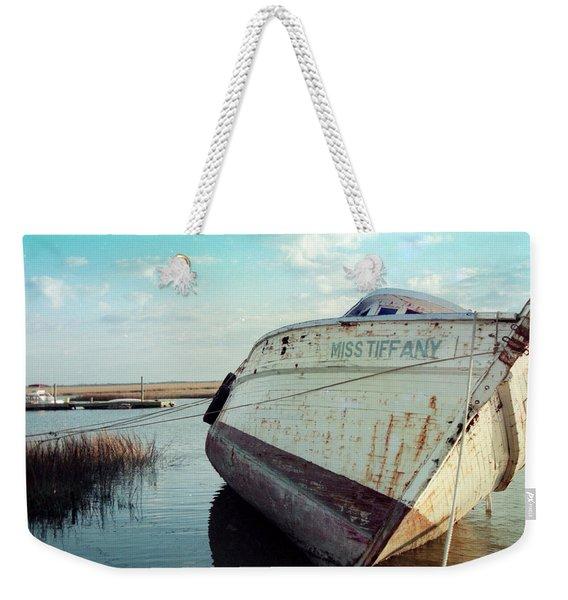 Miss Tiffany Weekender Tote Bag