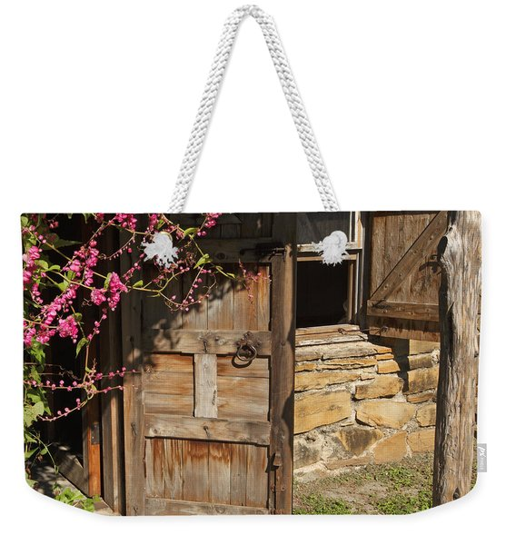 Mission San Jose 3 Weekender Tote Bag