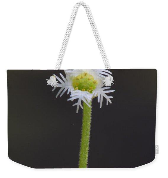 Miterwort Flowers Weekender Tote Bag