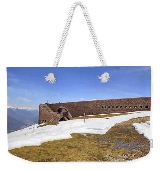 Monte Tamaro Weekender Tote Bag