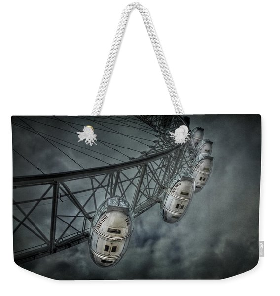 More Then Meets The Eye Weekender Tote Bag