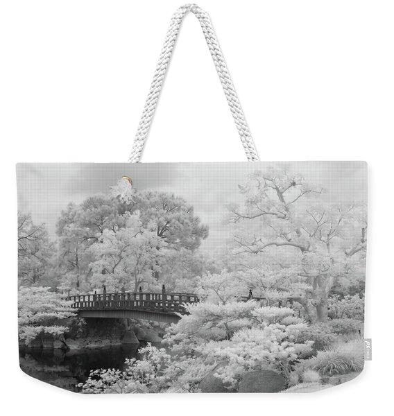 Morikami Japanese Gardens Weekender Tote Bag
