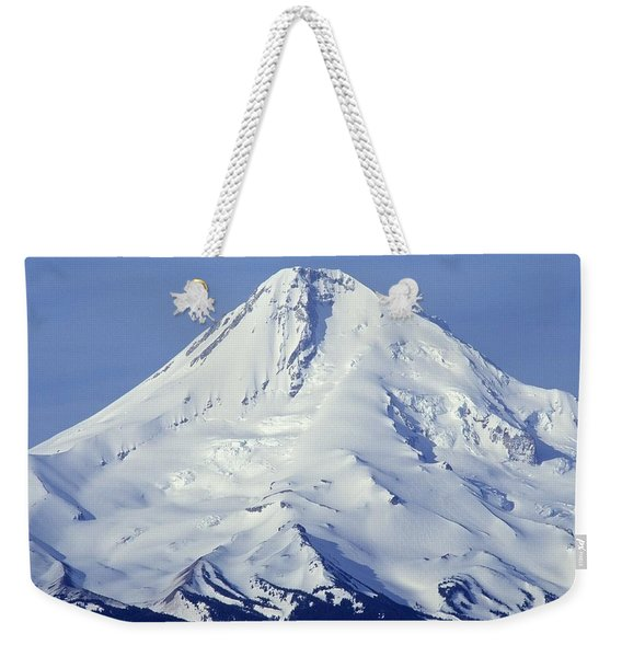 Mount Hood National Forest, Oregon, Usa Weekender Tote Bag
