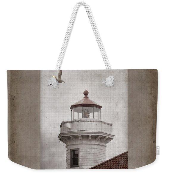 Mukilteo Light Washington Weekender Tote Bag