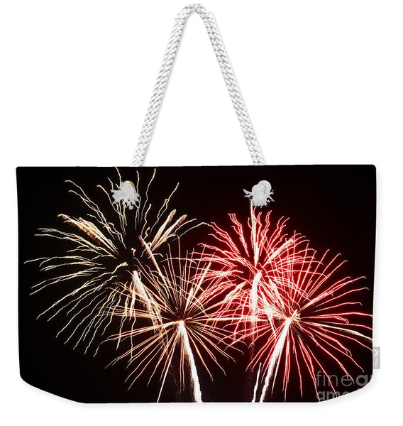 Multiple Colors Weekender Tote Bag